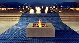 Base 30 Outdoor - In-Situ Image by EcoSmart Fire