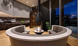AB3 v1 [C] Fireplaces Outlet - In-Situ Image by EcoSmart Fire
