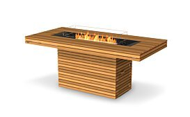 Gin 90 (Bar) Range - Studio Image by EcoSmart Fire