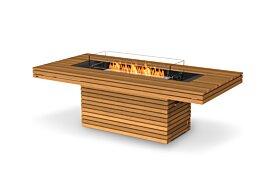 Gin 90 (Dining) Range - Studio Image by EcoSmart Fire