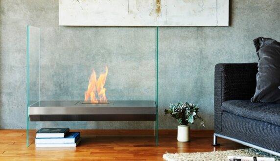 Merkmal Japan - Igloo Designer Fireplace by EcoSmart Fire