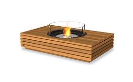 Martini 50 Fire Pit - Studio Image by EcoSmart Fire