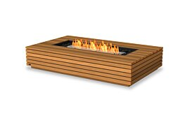 Wharf 65 [A] Fire Pit Table - Studio Image by EcoSmart Fire