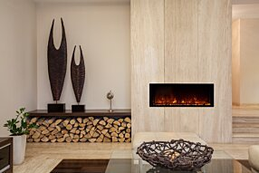 Private Residence - EL40 Electric Serie by EcoSmart Fire