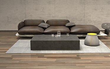 Bloc L5 Coffee Table - In-Situ Image by Blinde Design