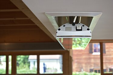 Vision 3200 Lift Frame HEATSCOPE® Accessorie - In-Situ Image by Heatscope Heaters