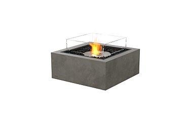 Base 30 Fire Pit - Studio Image by EcoSmart Fire