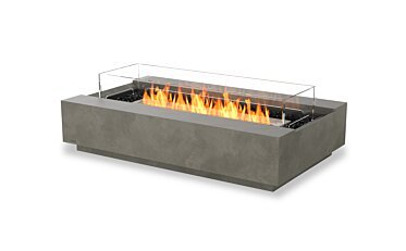 Cosmo 50 Fire Pit - Studio Image by EcoSmart Fire