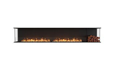 Flex 122BY.BXR Bay - Studio Image by EcoSmart Fire