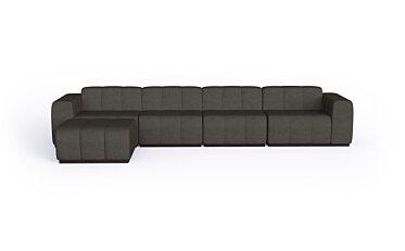 Connect Modular 5 Sofa Chaise Blinde Design - Studio Image by Blinde Design