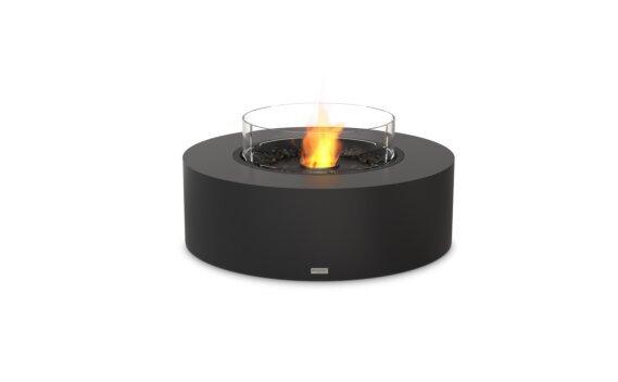 Ark 40 Range - Ethanol - Black / Graphite / Optional Fire Screen by EcoSmart Fire