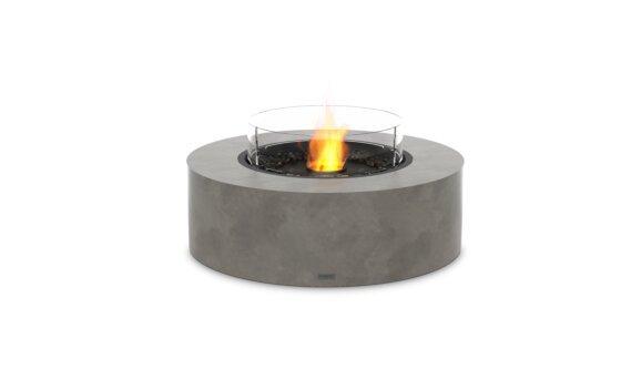 Ark 40 Range - Ethanol - Black / Natural / Optional Fire Screen by EcoSmart Fire