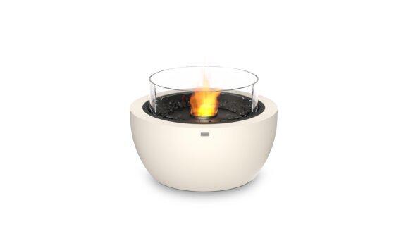 Pod 30 Range - Ethanol - Black / Bone / Optional Fire Screen by EcoSmart Fire