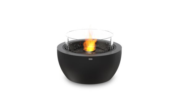 Pod 30 Range - Ethanol - Black / Graphite / Optional Fire Screen by EcoSmart Fire