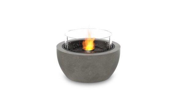 Pod 30 Range - Ethanol - Black / Natural / Optional Fire Screen by EcoSmart Fire