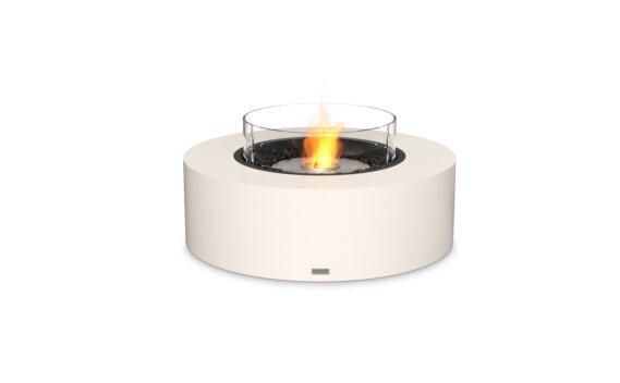 Ark 40 Range - Ethanol / Bone / Optional Fire Screen by EcoSmart Fire