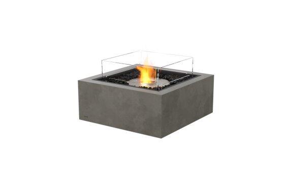 Base 30 Fire Pit - Ethanol / Natural / Optional Fire Screen by EcoSmart Fire