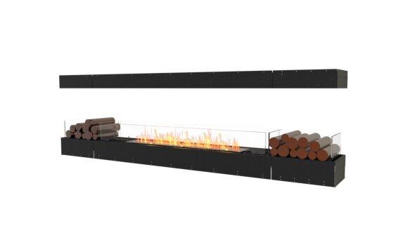 Flex 104IL.BX2 Island - Ethanol / Black / Uninstalled View by EcoSmart Fire