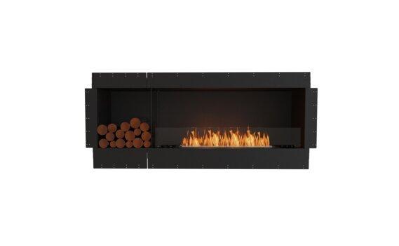 Flex 68SS.BXL Single Sided - Ethanol / Black / Uninstalled View by EcoSmart Fire