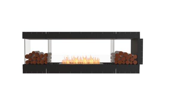 Flex 86PN.BX2 Peninsula - Ethanol / Black / Uninstalled View by EcoSmart Fire