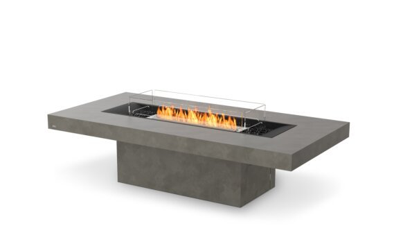 Gin 90 (Chat) Range - Ethanol / Natural / Optional Fire Screen by EcoSmart Fire