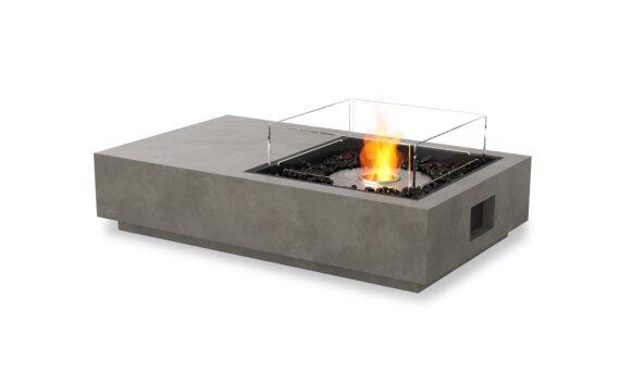 Manhattan 50 Fire Pit - Ethanol / Natural / Optional Fire Screen by EcoSmart Fire