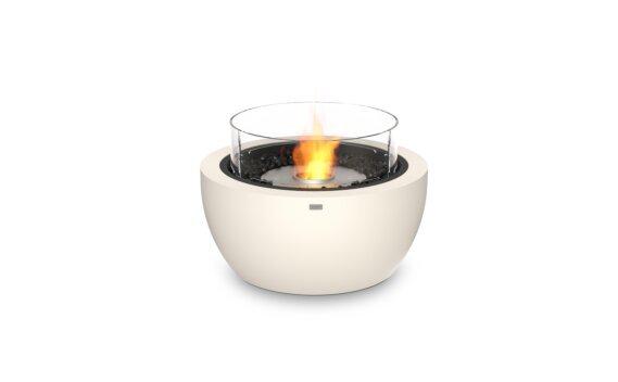 Pod 30 Range - Ethanol / Bone / Optional Fire Screen by EcoSmart Fire