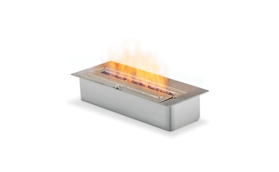 XL500 Range - Ethanol / Stainless Steel by EcoSmart Fire