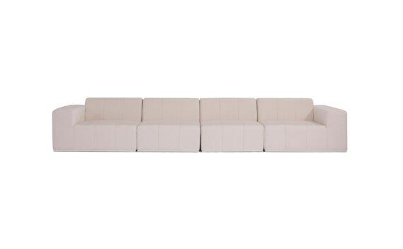 Connect Modular 4 Sofa Furniture - Canvas by Blinde Design