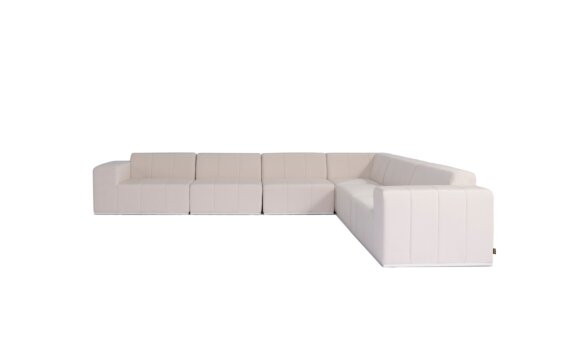 Connect Modular 6 L-Sectional Furniture - Canvas by Blinde Design