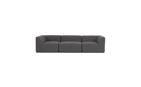 Relax Modular 3 Sofa Furniture - Flanelle by Blinde Design