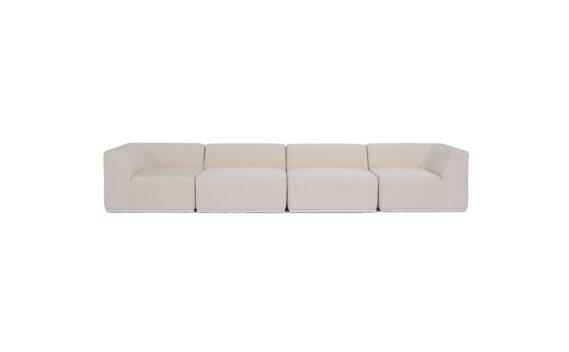 Relax Modular 4 Sofa Furniture - Canvas by Blinde Design