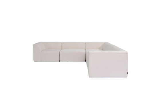 Relax Modular 5 L-Sectional Furniture - Canvas by Blinde Design