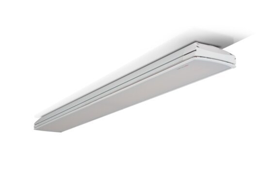 Vision 3200W Radiant Heater - White / White - Flame Off by Heatscope Heaters