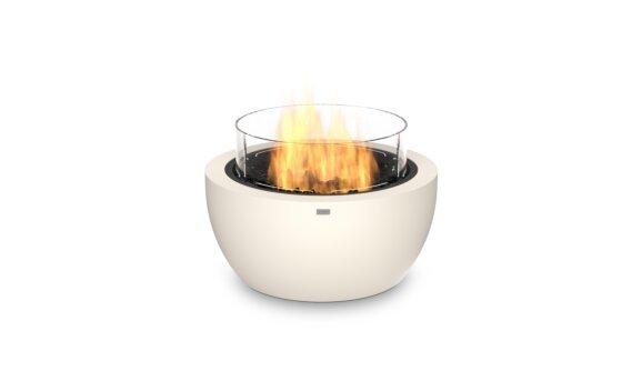 Pod 30 Range - Gas LP/NG / Bone / Optional Fire Screen by EcoSmart Fire