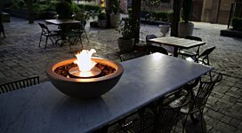 Mix 600 Outdoor - In-Situ Image by EcoSmart Fire