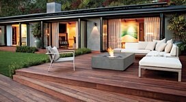 Equinox Fire Pit - In-Situ Image by