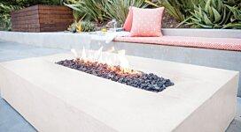 Flo Outdoor - In-Situ Image by Brown Jordan Fires