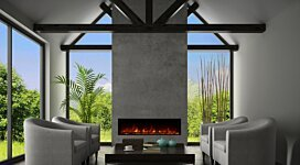 EL60 Indoor - In-Situ Image by EcoSmart Fire