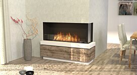 Flex 50RC Fireplace Insert - In-Situ Image by EcoSmart Fire