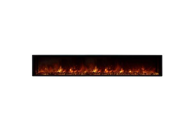 EL80 Electric Serie - Electric / Black by EcoSmart Fire