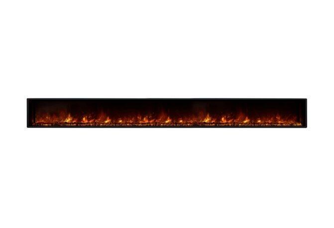 EL120 Electric Serie - Electric / Black by EcoSmart Fire