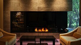 XL1200 Indoor - In-Situ Image by EcoSmart Fire