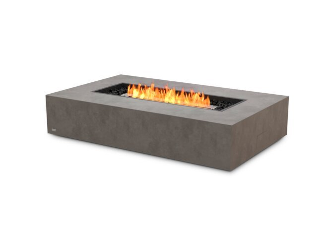Wharf Outdoor Fire Pit Table Mad Ecosmart Fire