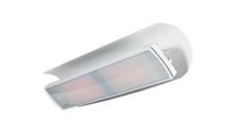 Weathershield 5 White HEATSCOPE® Accessorie - Studio Image by Heatscope