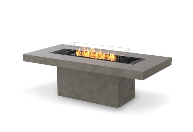 Gin 90 (Dining) Fire Pit - Gas LP/NG / Natural by EcoSmart Fire