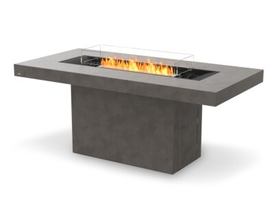 Gin 90 (Bar) Fire Pit - In-Situ Image by EcoSmart Fire