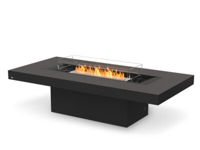 Gin 90 (Chat) Fire Pit - In-Situ Image by EcoSmart Fire