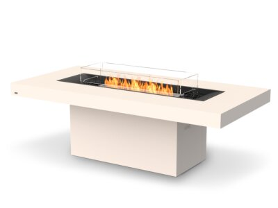 Gin 90 (Dining) Fire Pit - In-Situ Image by EcoSmart Fire