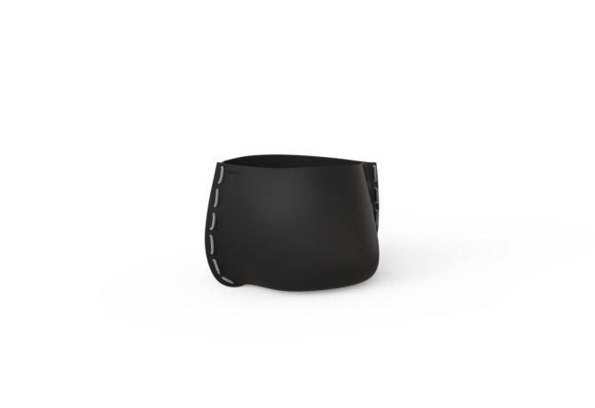 Stitch 25 Planter - Graphite / Grey by Blinde Design